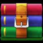 WinRAR دانلود نرم افزار مورد نیاز برنامه حسابداری زرین